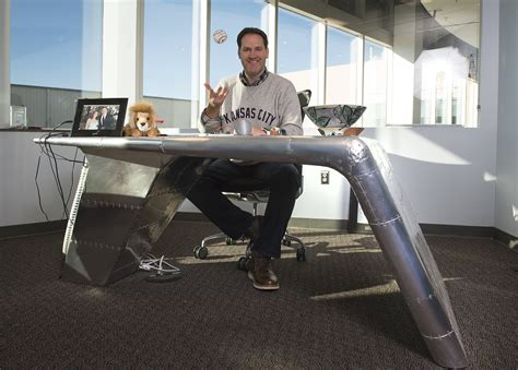 airplane wing desk five things on the desk of vml ceo cook the kansas