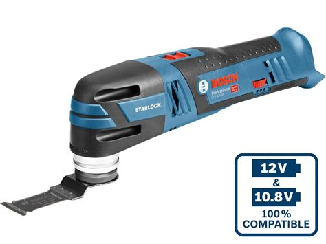 Bosch Multi Cutter Oskilasi Gop250ce bosch gop 12 v 28 12v brushless cordless multi cutter bare unit with l boxx