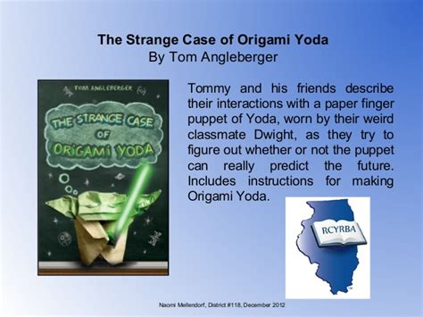 The Strange Of Origami Yoda Reading Level - the strange of origami yoda reading level 28 images