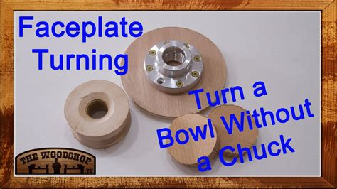 woodturning   basics  turn  bowl   chuck