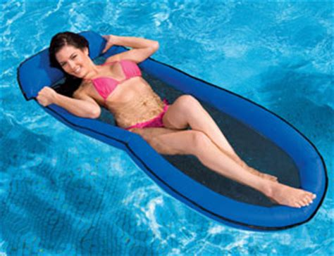 Inflatable Beach Chair 9 Kinds Of Pool Floats And Lounges Intheswim Pool Blog