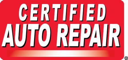 auto repair insurance certified auto repair insurance program evarts tremaine