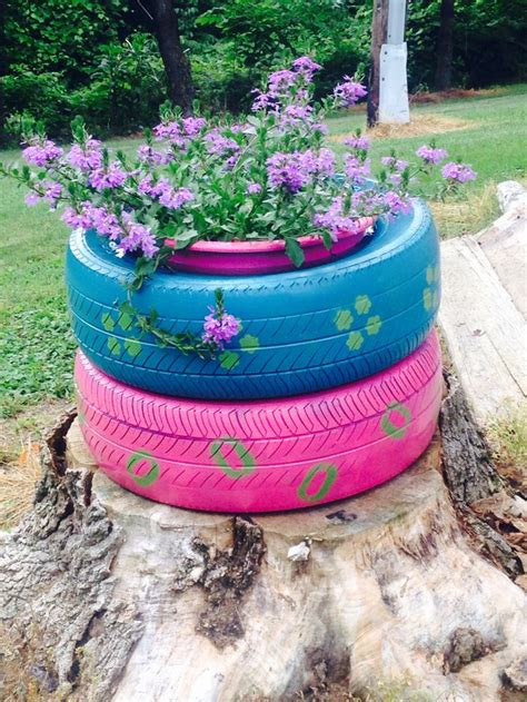 Tire Planters For Sale 1000 images about tires recycled on tire