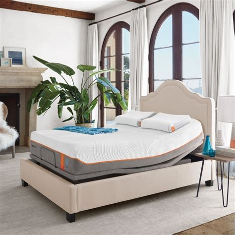 tempur ergo plus adjustable bed base