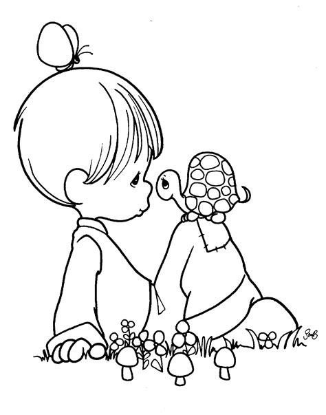printable coloring pages precious moments precious moments coloring pages free coloring home