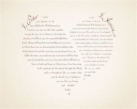 non religious wedding ceremony template 17 best images about wedding vows on marriage