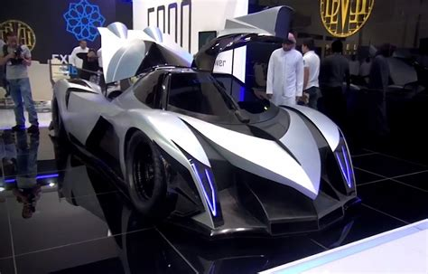 devel sixteen devel sixteen dubai supercar claims 3700kw 560km h top
