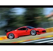 2011 Ferrari 458 Italia Grand Am  Side Speed Tilt