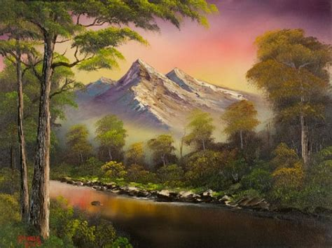 bob ross paintings auction bob ross paintings for sale gt paintings gt bob ross
