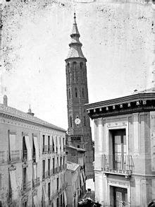 leaning tower of zaragoza wikipedia