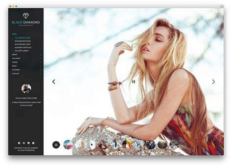 50 best photography wordpress themes 2018 colorlib