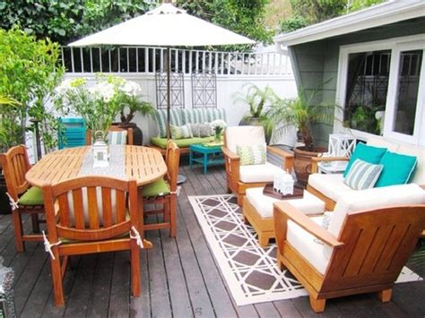 beautiful wood patio furniture elegant stuff for your