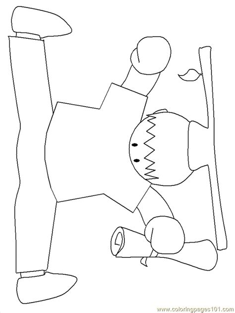 preschool graduation coloring pages coloring home