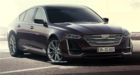 Cadillac For 2020 by 2020 Cadillac Ct5 Design Release Date And Everything