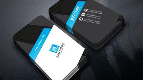 exclusive id card design adobe illustrator cc tutorial exclusive business card