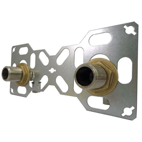 kit fixation robinetterie ou bain 224 sertir laiton m