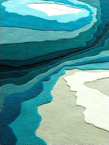 water waves carpet  edward fields ocean rug rugs