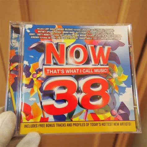 Cdvcd Now Thats What I Call Vol2 Imported used cd vol 38 now that s what i call free shipping