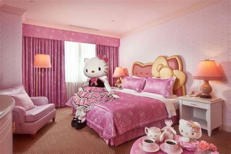 pictures of hello kitty bedrooms when the imagination goes real the best cartoon themed