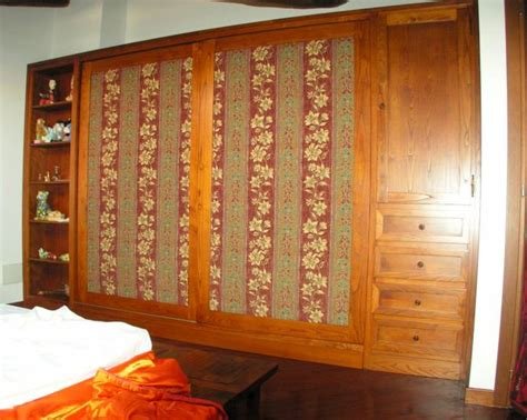 armadio di stoffa armadio legno ante stoffa 1 design esclusivo fabbrica di