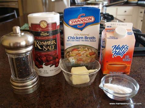 cream of chicken soup substitute ingredients gluten free pinterest chicken soups cream