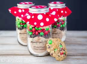 christmas gift cookie mix in a jar giveaway chocolate amp carrots