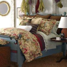ralph coastal garden 11p king comforter set bohemian balcony on coastal gardens home