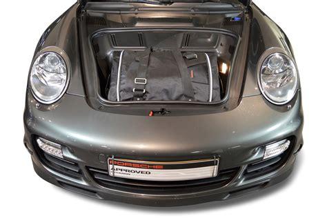 porsche pouch 911 porsche 911 997 2004 2012 car bags travel bags