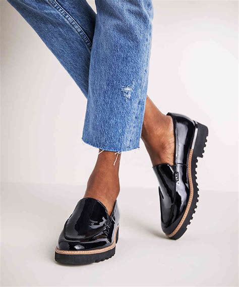 black loafers womens getting comfort with loafers for thefashiontamer