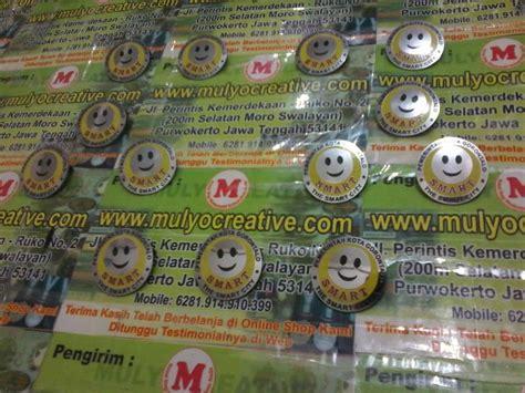 Tag Name Tag Hewan Stainless 1 Sisi pin bros pin lencana pin coating pin kuningan bikin