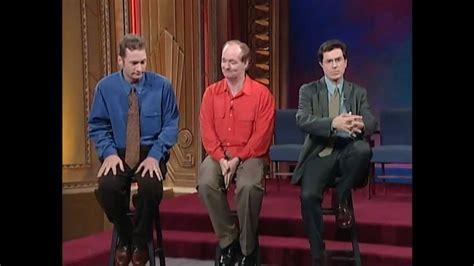 marks guide to whose line is it anyway game transcripts stephen colbert let s make a date hd whose line is it