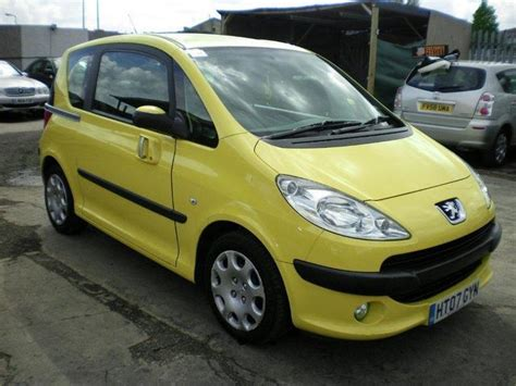 peugeot yellow peugeot 1007 yellow related keywords peugeot 1007 yellow