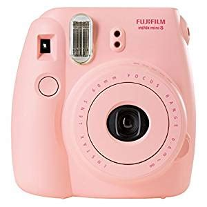 amazon.com: fujifilm instax mini 8 instant camera (pink
