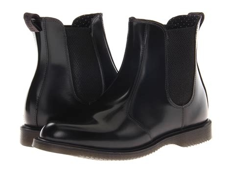 dr martens flora chelsea boot at zappos