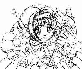 coloring anime free coloring pages of anime