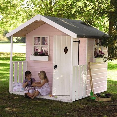 big backyard playhouse 20 cheerful outdoor youngsters playhouses decorazilla
