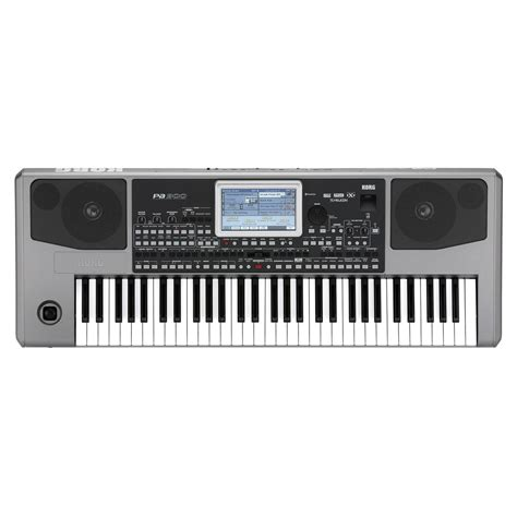 Keyboard Korg Pa900 Korg Pa900 Professional Arranger Keyboard With Stand And