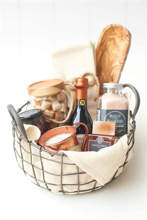 kitchen gift basket ideas creative gifts