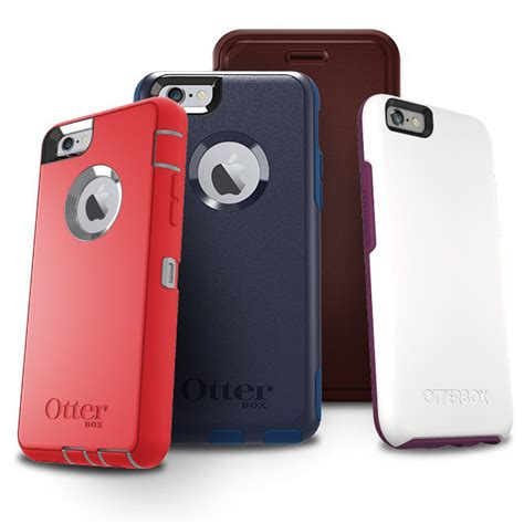 Iphone 6 6 S Otterbox Defender Casinganti Shock Spigen Like otterbox introduces protection for iphone 6s iphone 6s plus