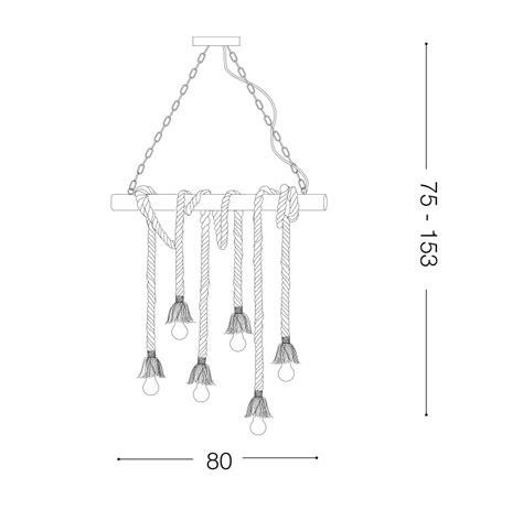 canapé profondeur 80 cm canapa 6 sospensione ideal ladari