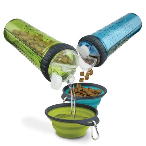Pet Snack Cup 130ml pet snack duo travel cup innovations