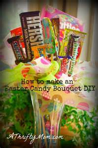 How to make a candy bouquet for easter diy easter project
