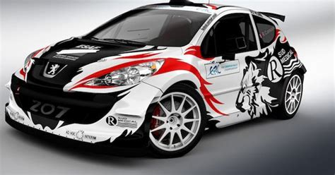peugeot 207 rally peugeot 207 rally google s 248 gning autos pinterest