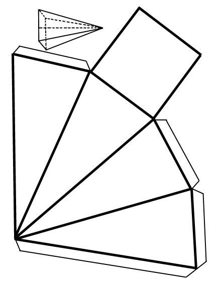 figuras geometricas como hacerlas figuras geometricas como hacerlas en cartulina imagui