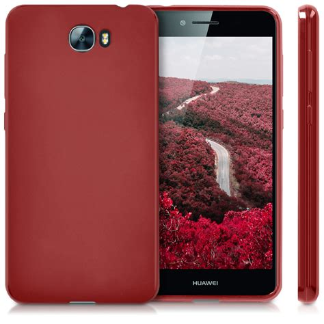 Softcase Huawei Y6 Ultrathin kwmobile tpu silicone cover for huawei y6 ii compact soft