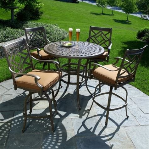 Patio Table Sets Bistro Outdoor Decorations Patio Bistro Table Set
