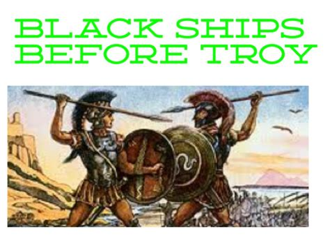 themes in black ships before troy black ships before troy cassandra luchenbill on