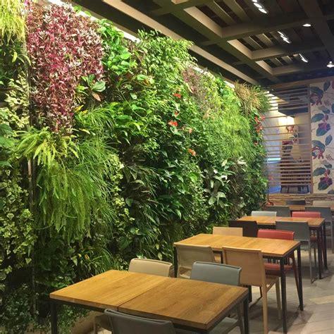 parete giardino verticale verde verticale 6 tasche in feltro floravip lindoshop