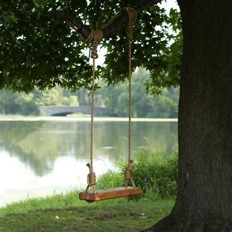 best way to hang a tire swing best 25 tree swings ideas on pinterest