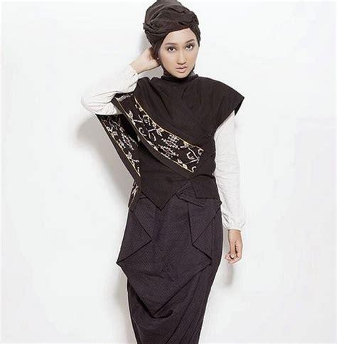 11 Gambar Model Baju Muslim Gaul Masa Kini 2018